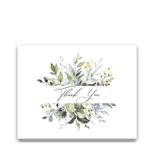 Funeral Thank You Card Template from figandlaurel.com