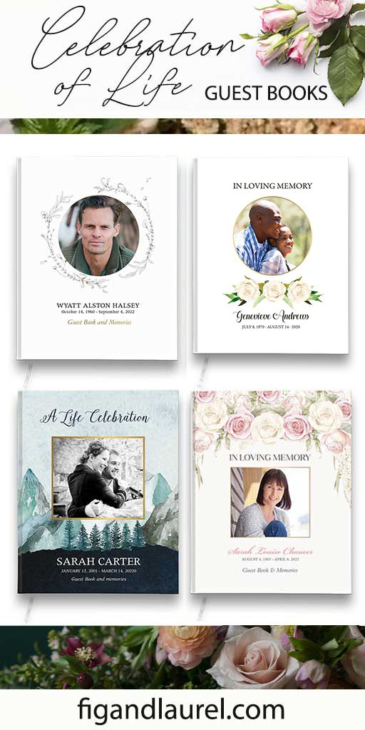 How to plan a celebration of life event