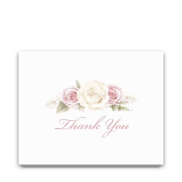 Celebration of Life Thank You Cards Printed