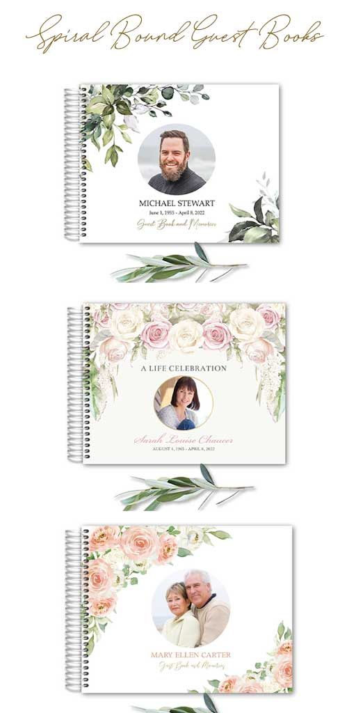 Do You Need A Funeral Guest Book For A Celebration Of Life