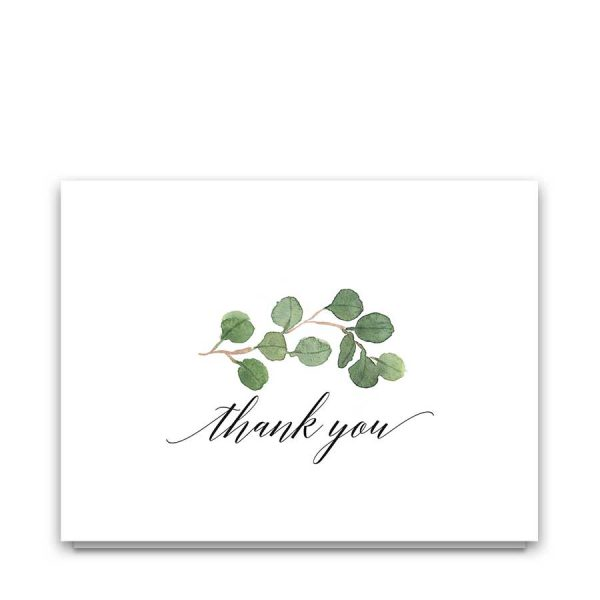Funeral Acknowledgement Card Template